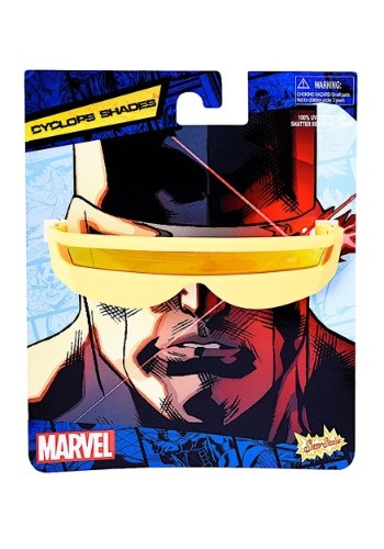 Click Here to buy Marvel X-Men Cyclops Sunglasses from HalloweenCostumes, USA Funds & Shipping