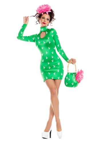 Image of Sexy Cactus Costume for Women