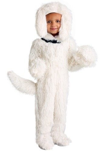 Toddler Shaggy Sheep Dog Costume