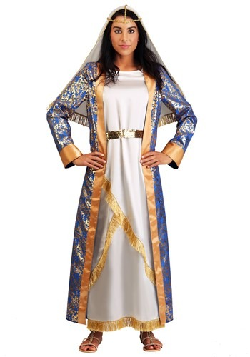 Plus Size Queen Esther Womens Costume