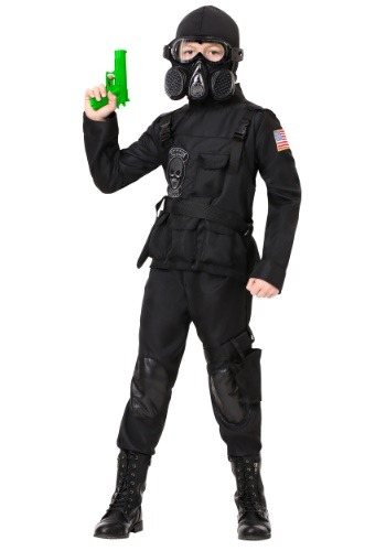 Special Forces Costume for Kids