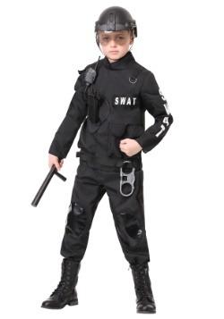 Kids SWAT Commander Costume