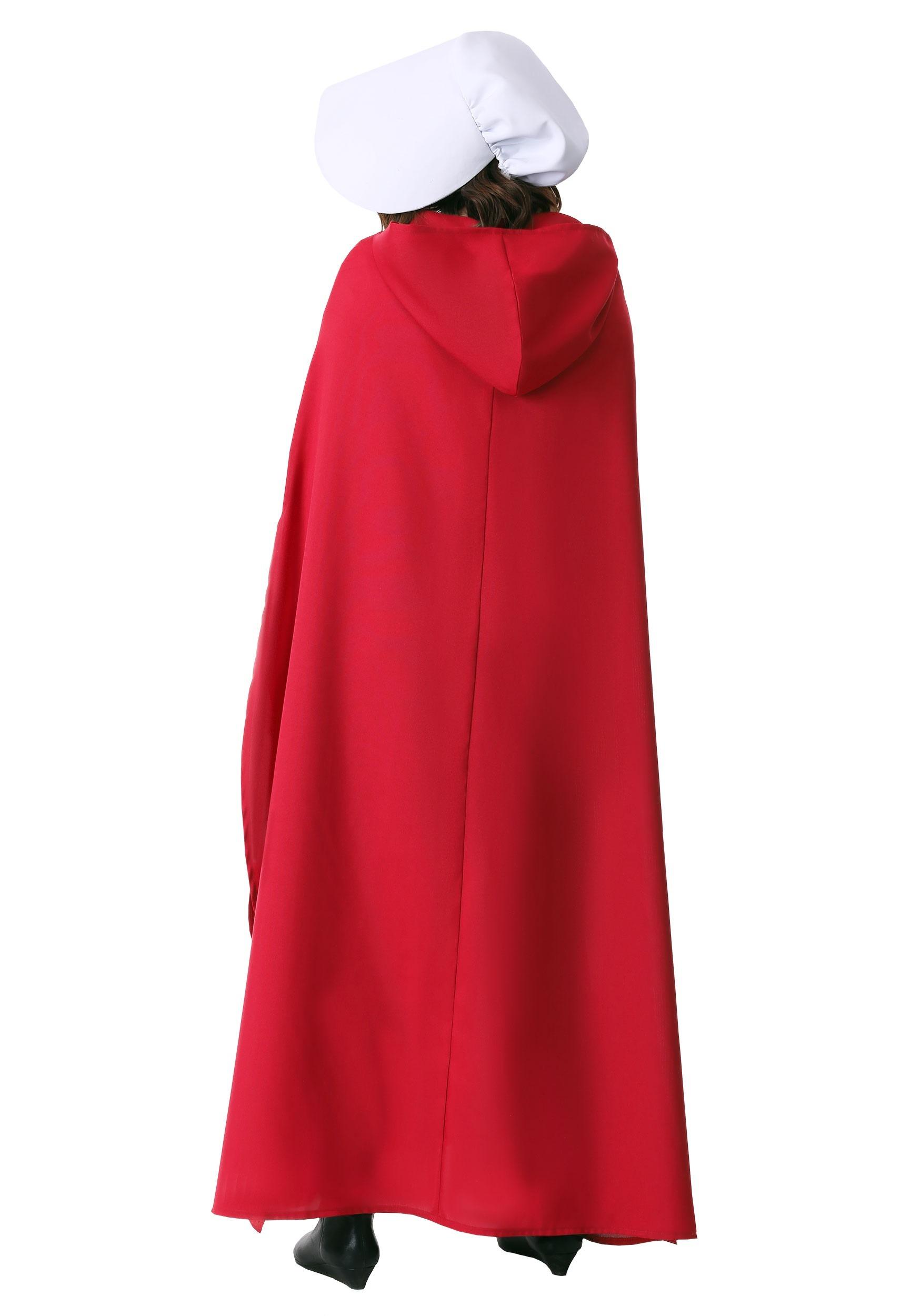 6222c8ebe ... Women s Handmaid s Tale Plus Size Costume Update Alt3