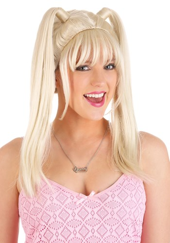 Women's Sweet Girl Power Wig