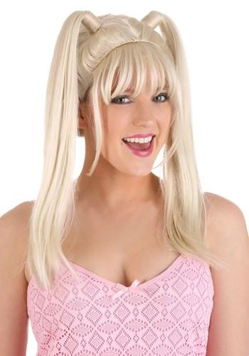 Womens Sweet Girl Power Wig