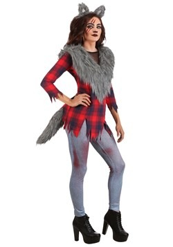 Ruff and Tumble Werewolf Women's Plus Size