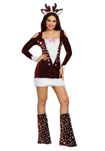 Deer Me Women's Costume