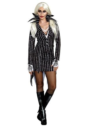 Madame Skeleton Women's Costume Update Main