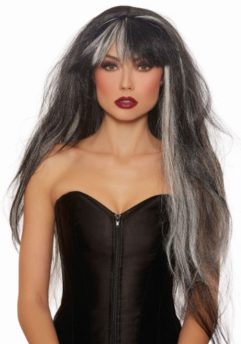 Women's Long Haunted Wig