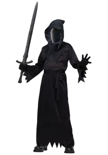 Image of Child Haunted Mirror Ghoul Costume