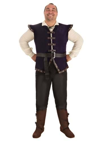 Men's Plus Size Renaissance Tavern Patron Costume