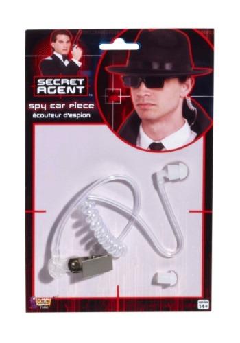 Secret Agent Ear Piece