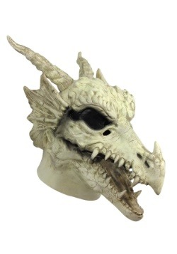 Dragon Skull Adult Mask