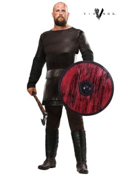 Vikings Ragnar Lothbrok Plus Size Men's Costume