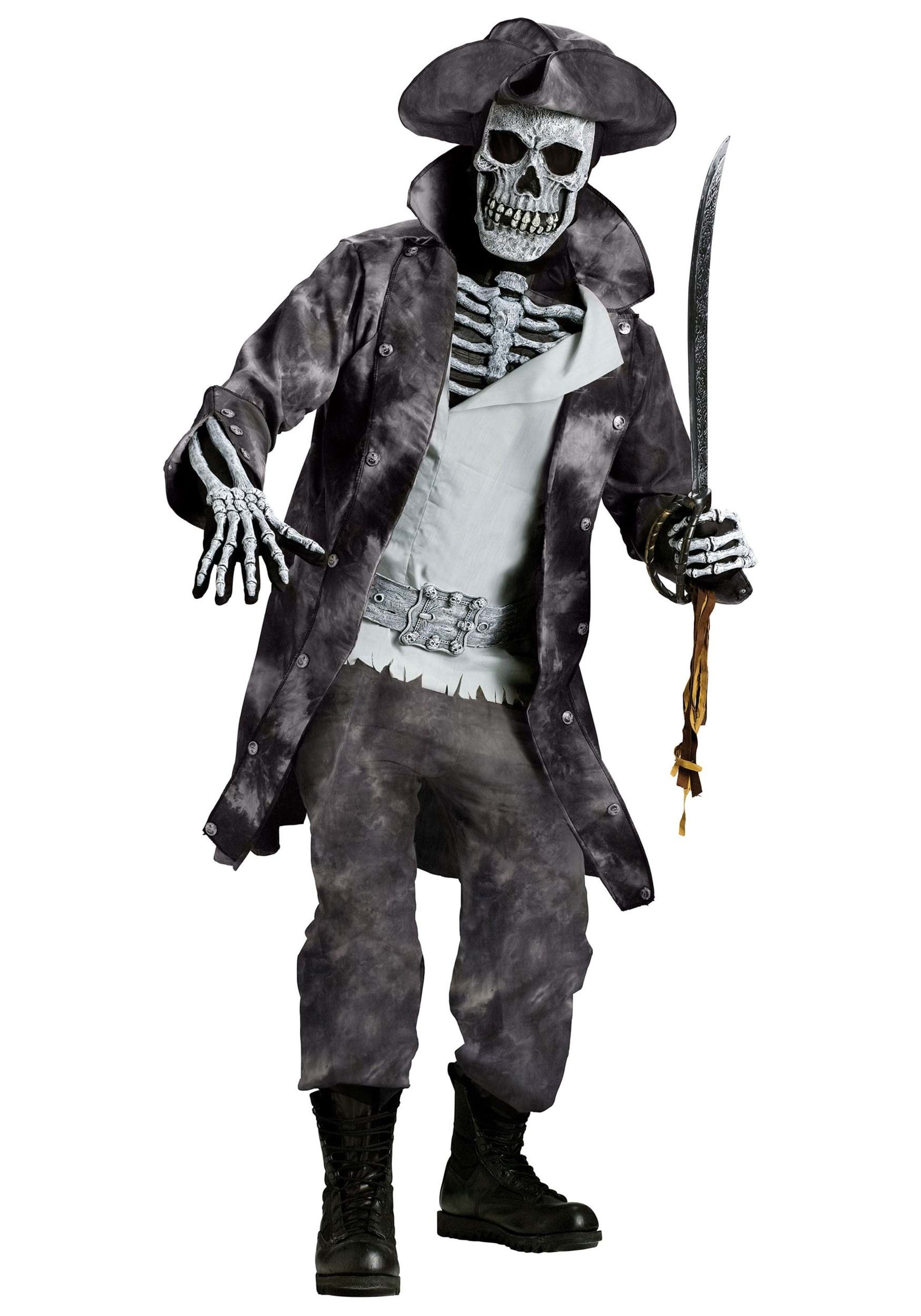 sc 1 st  Halloween Costumes & Ghost Pirate Costume