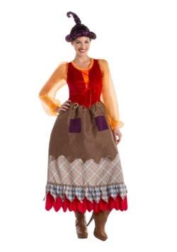 Women's Goofy Salem Sister Witch Costume