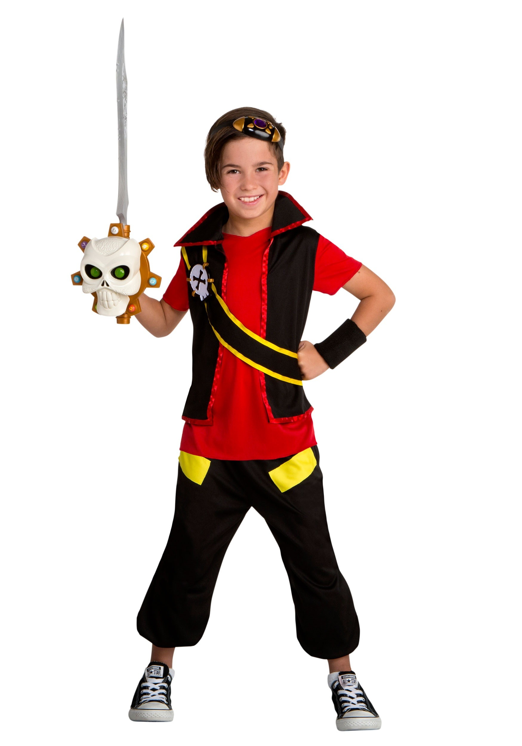 Zak Storm Boys Zak Costume  sc 1 st  Halloween Costumes & Zak Storm Zak Costume for Boys