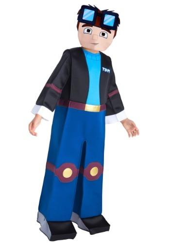 Tube Heroes Dan TDM Boys Costume