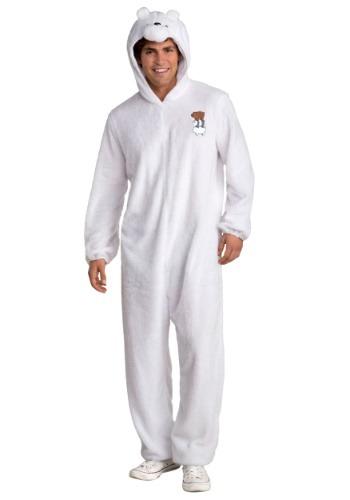 We Bare Bears Ice Bear Men's Costume