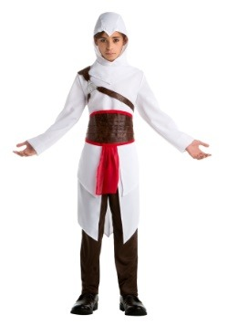 assassins creed altair teen costume
