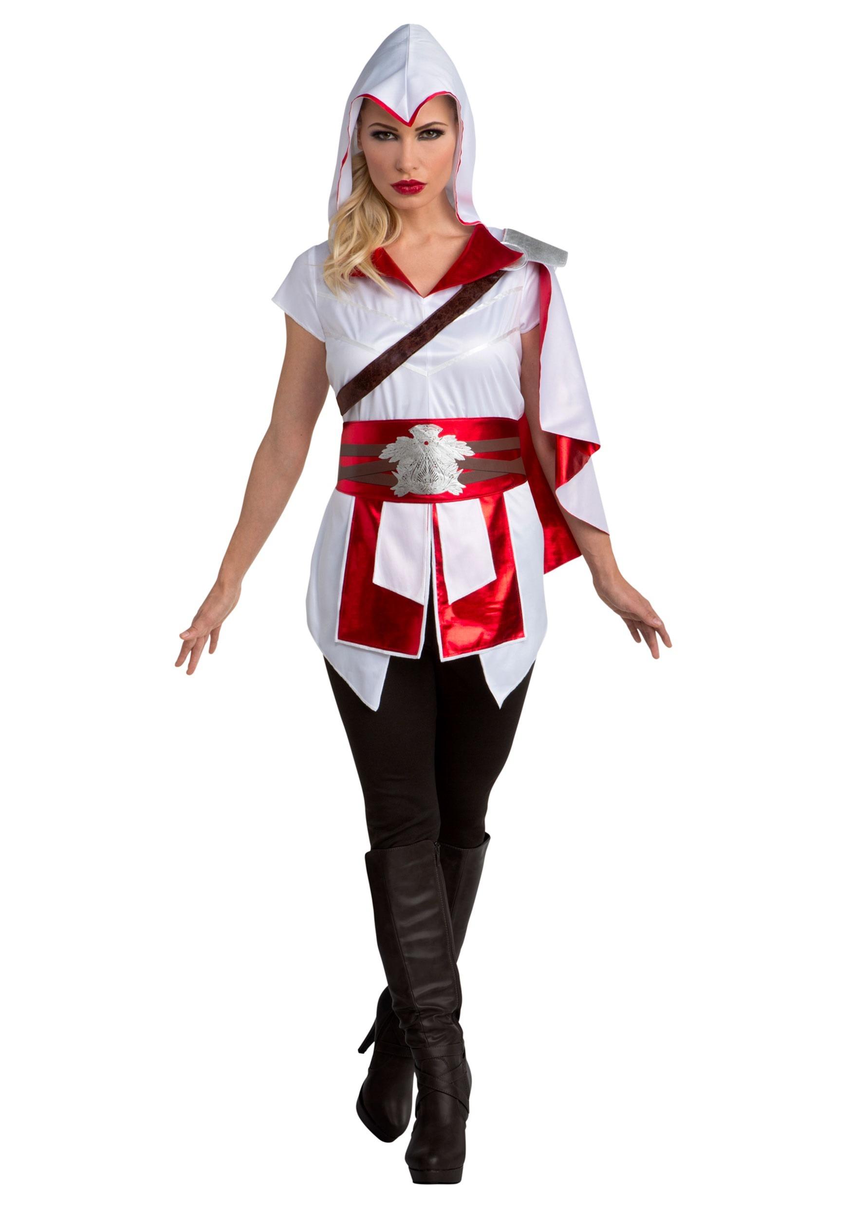 Assassin S Creed Ii Ezio Costume For Women