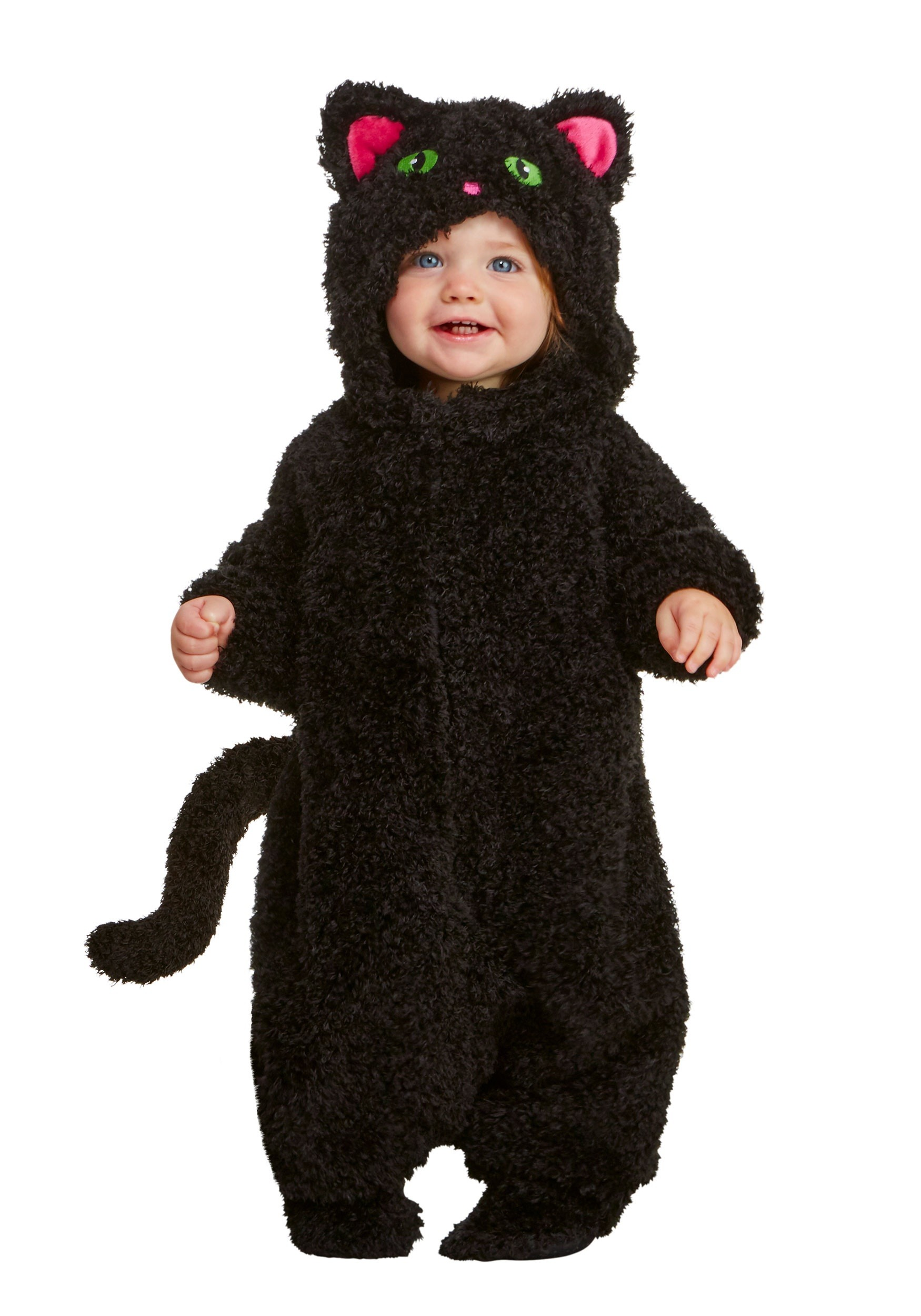 Infant Black Cat Costume  sc 1 st  Halloween Costumes & Black Cat Costume for Babies