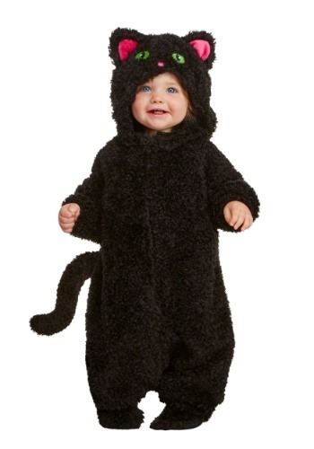 Infant Black Cat Costume