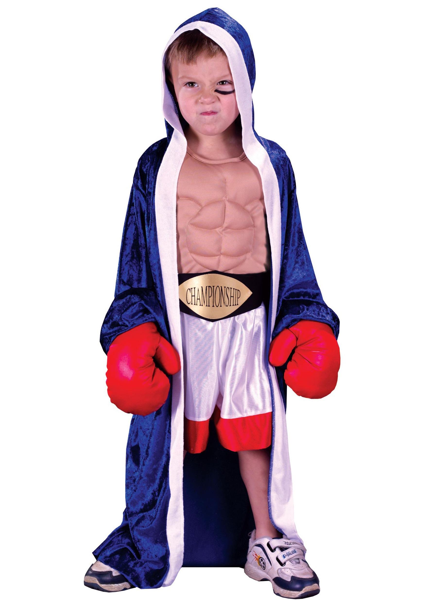 Toddler Boxer Costume - Easy Costumes