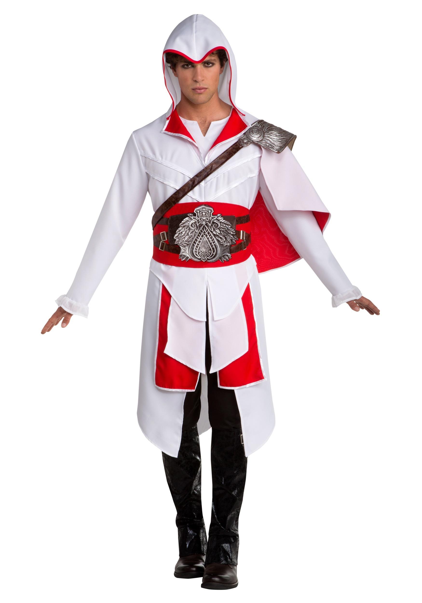 Assassin S Creed Ii Ezio Costume For Men