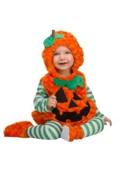 Pumpkin Baby Costume