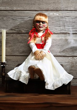 Annabelle Prop Replica Doll update1