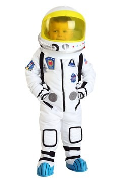 Toddler Deluxe Astronaut Costume