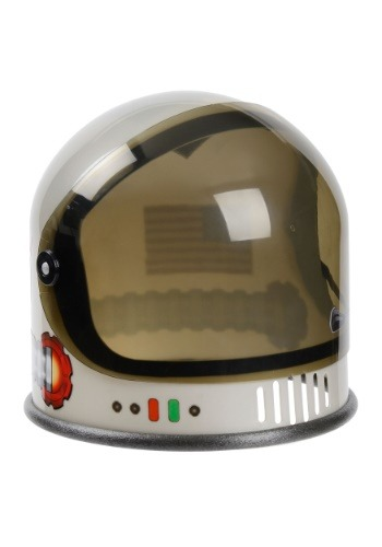 Click Here to buy Silver Astronaut Helmet for Kids from HalloweenCostumes, CDN Funds