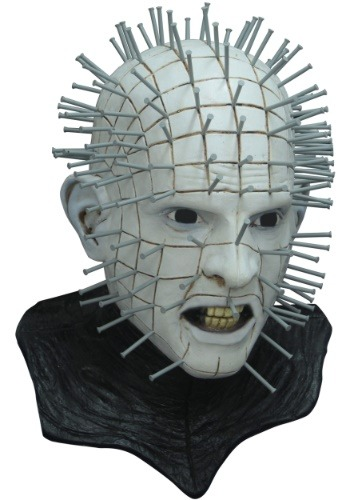 Hellraiser III Pinhead Deluxe Mask for Adults GH10321-ST