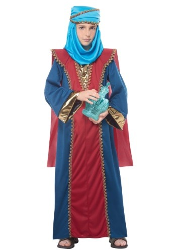 Click Here to buy Boys Balthasar Wise Man Costume from HalloweenCostumes, USA Funds & Shipping