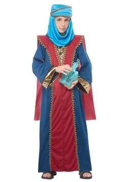 Balthasar Wise Man Boys Costume