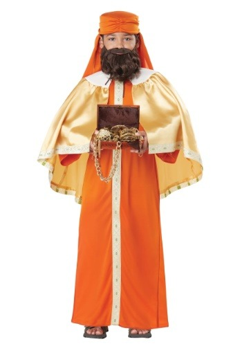 Gaspar Wise Man Costume