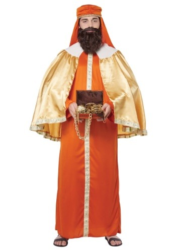 Click Here to buy Mens Gaspar Wise Man Costume from HalloweenCostumes, USA Funds & Shipping