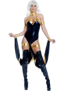 Womens Lightning Queen Costume