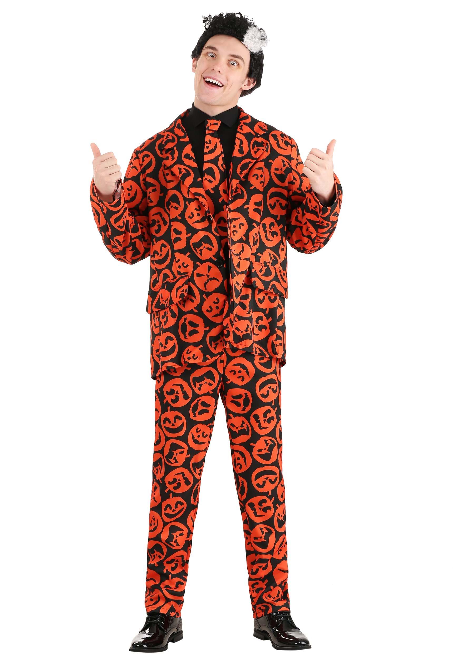 57e9a549 David S. Pumpkins Costume for Men
