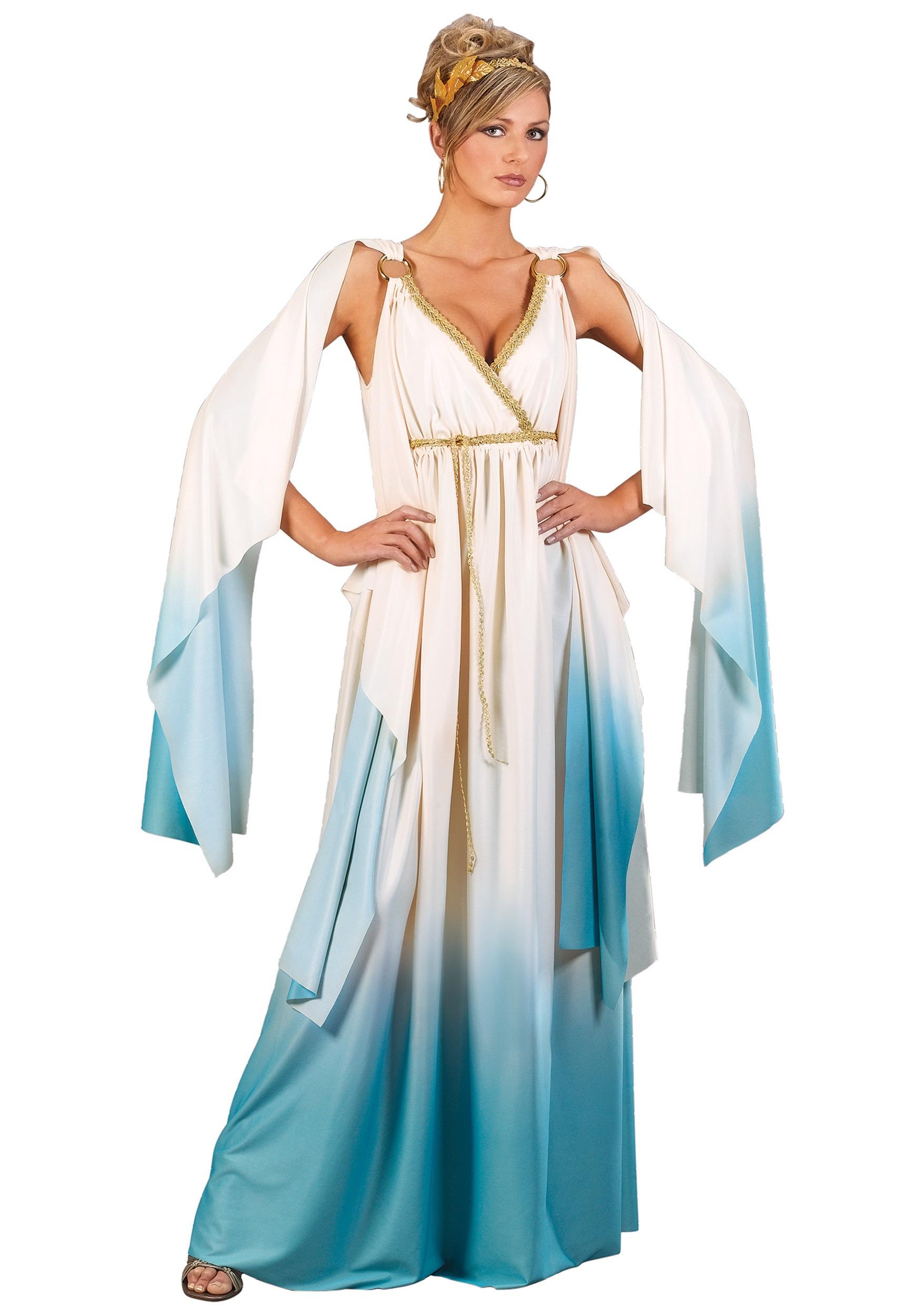 Cool Ideas About Greek Costumes On Pinterest  Greek Goddess Costume Greek