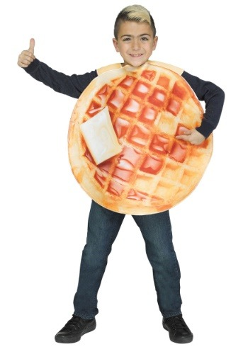 Click Here to buy Waffle Kids Costume from HalloweenCostumes, CDN Funds