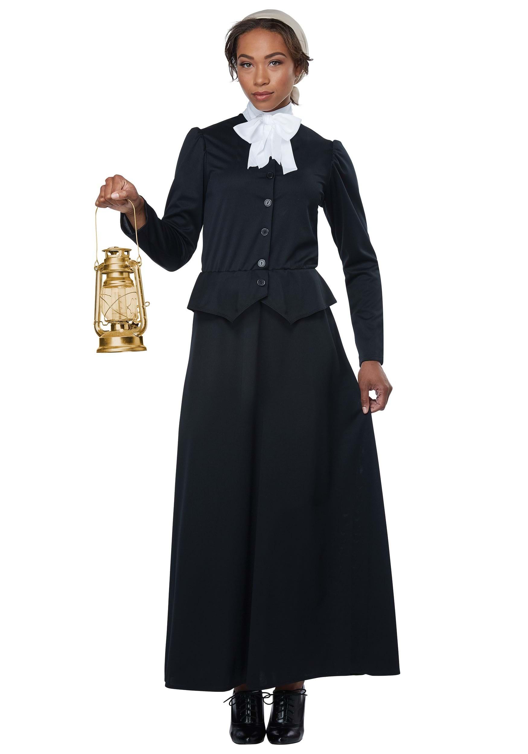 b1abb6f8bc Women's Harriet Tubman/ Susan B. Anthony Costume Update Main