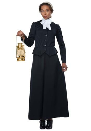 Click Here to buy Harriet Tubman Womens Costume from HalloweenCostumes, CDN Funds