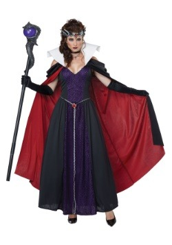 Women's Evil Storybook Queen Costume