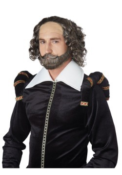 Shakespeare Beard and Wig Set