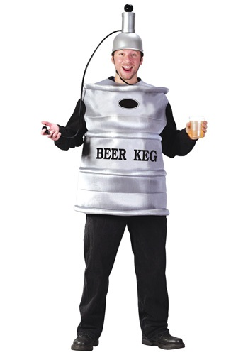 Beer Keg Costume By: Fun World for the 2015 Costume season.