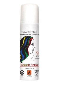 Graftobian Deluxe Grey Hairspray