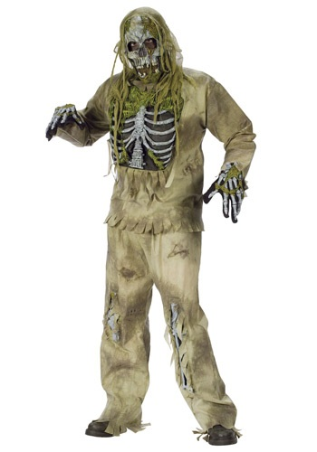 Skeleton Zombie Costume By: Fun World for the 2015 Costume season.