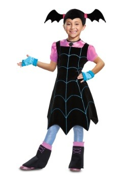Deluxe Disney Vampirina Girls Costume